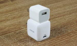 Compare with Apple 5W charger