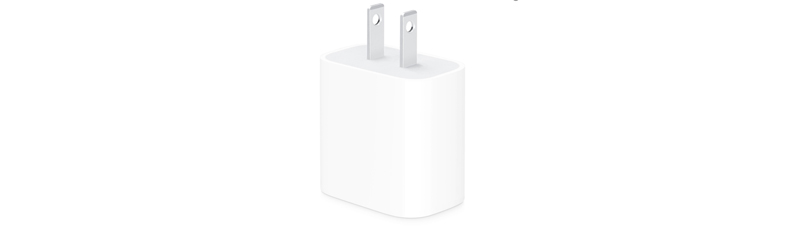 Apple 18W PD charger